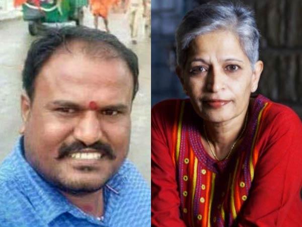 Gauri Lankesh Murder Accused Create Fake Evidence To Create His Alibi Says Police