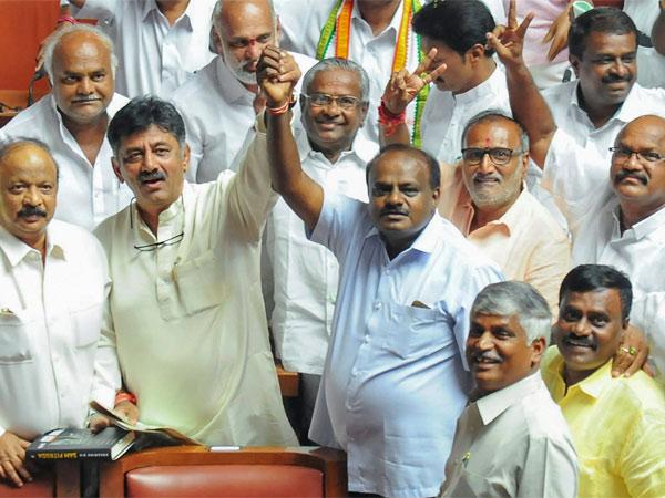 Karnataka Politics Roaming Around Ministerial Berths