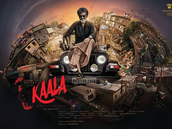 Protests Going On Regarding Kaala Movie Release