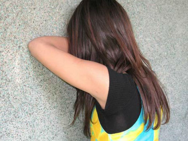 Youth Arrested Disturbing Serial Actress