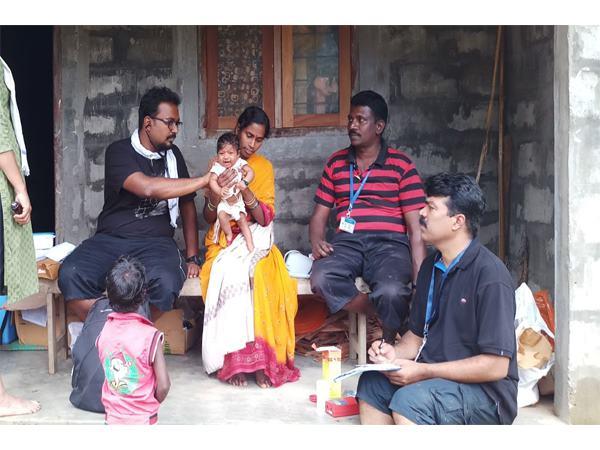 ജാഗ്രത ക്യാമ്പെയ്ന്: ഇടമലക്കുടിക്ക് ആരോഗ്യ വകുപ്പിന്റെ കൈത്താങ്ങ്, നടന്നത് 3 ദിവസത്തെ ക്യാമ്പ്