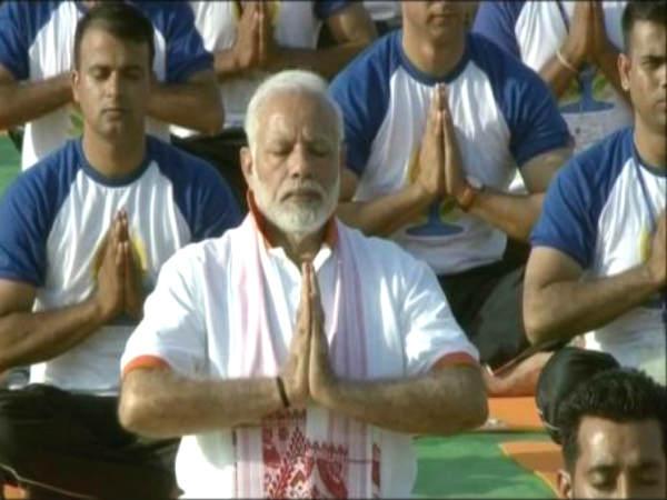 ഇന്ന് അന്താരാഷ്ട്ര യോഗ ദിനം; 50000 പേര്ക്ക് നേതൃത്വം നല്കി പ്രധാനമന്ത്രി, ജനകീയ പ്രസ്ഥാനമെന്ന്
