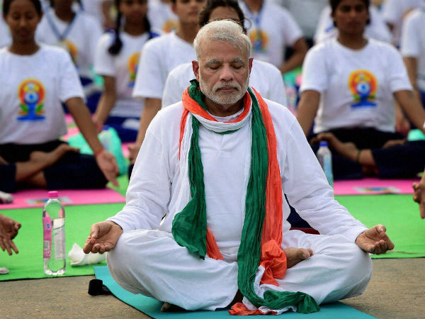 International Yoga Day Modi To Take Part In A Gala Event In Dehradun