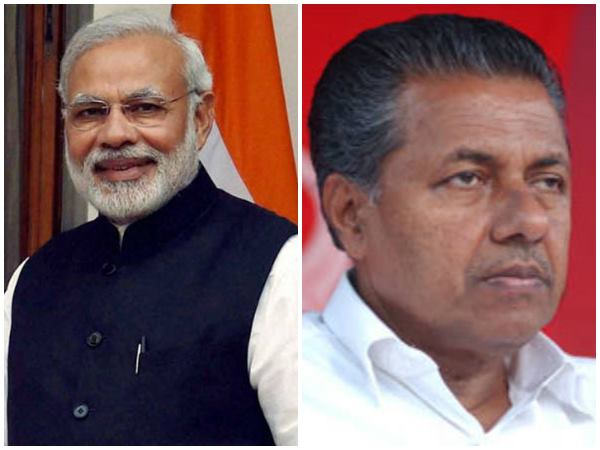 Pinarayi Vijayan Criticize Pm Modi And Central Government