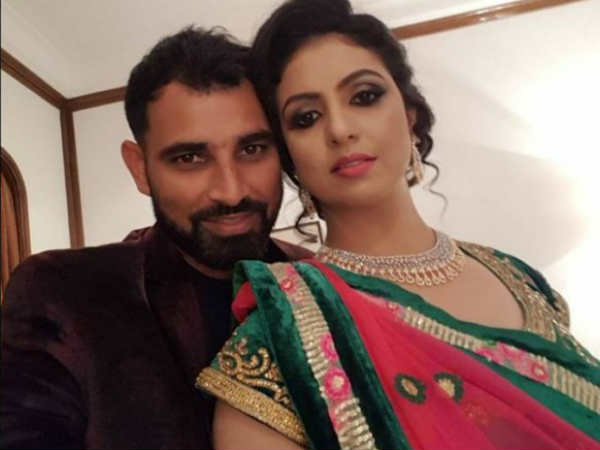 Mohammed Shami Laughs At Hasin Jahan About Allegations Of Second Marriage