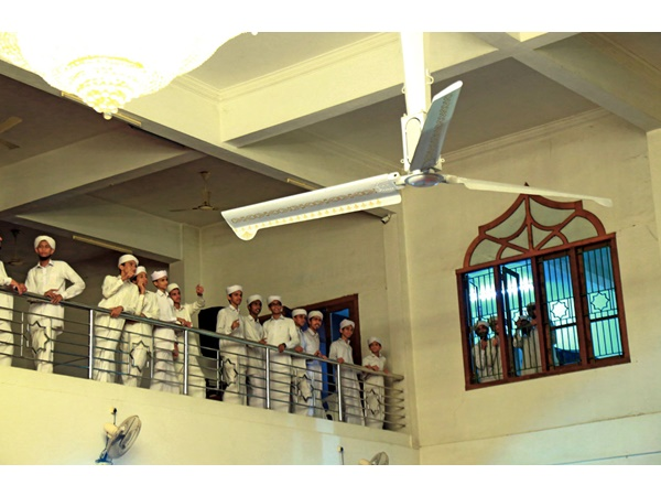Giant Fan In Malappuram Grant Masjid