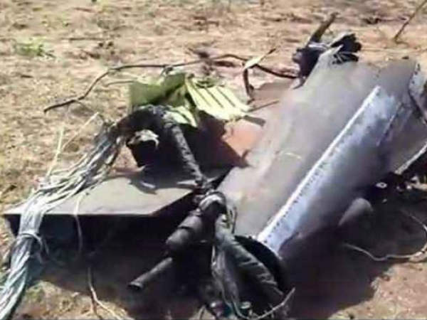 Iaf Fighter Jet Crashes In Gujarats Kutch