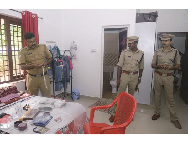 Local News Robbery Thrissur