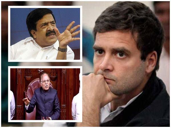 Rift In Congress Over Rajyasabha Candidate