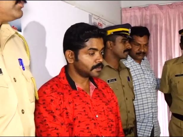 Robbery Case Accused Arrested From Idukki