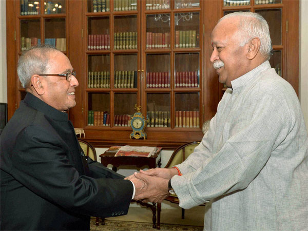 Applications To Join Rss Jumped 4 Fold On Day Of Pranab Speech