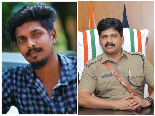 Varappuzha Sreejith Custodial Death A V George Not In Accussed List