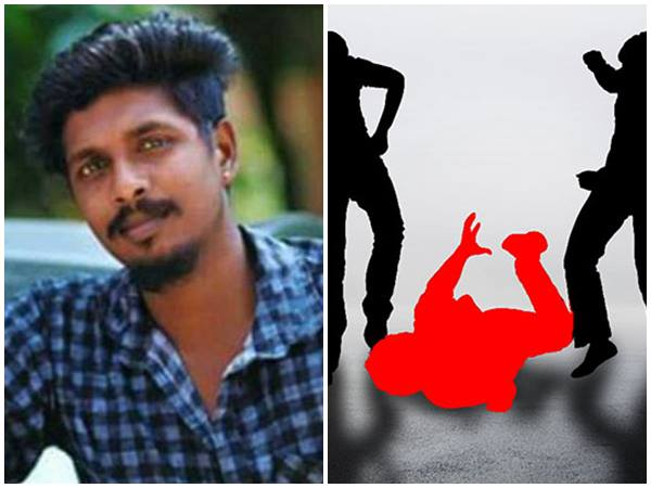 Sreejith Custody Death Wound By Police Attack Says Forensic Report