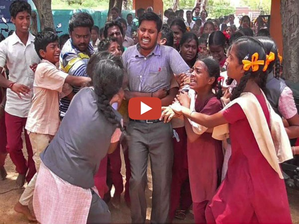 This Tn Teacher Is Precious His Students So They Stopped