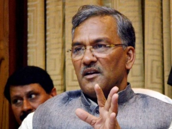 School Principal Arrested For Showing Disrespect To Uttarakhand Cm Angry Rawat Orders Suspension