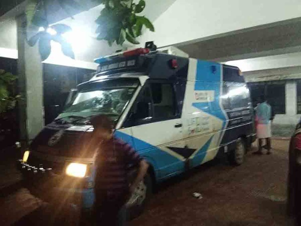 Malappuram Local News Ambulance Drive