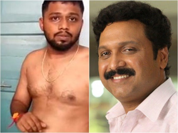 Youth And Mother Attack Case Ganesh Kumar