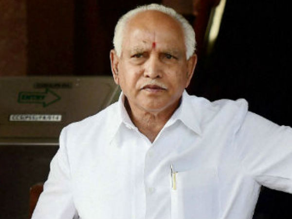 Yedyurappa About Alliance Karnataka
