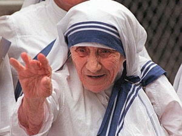 Rss Says Mother Teresas Bharat Ratna Should Be Taken Away
