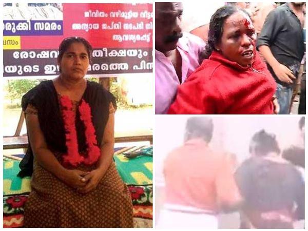 House Wife Preetha Shaji Protest Issue Kochi