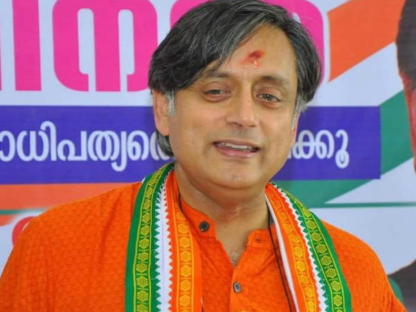 Hindu Pakistan Controversy Sashi Tharoor Vt Balram