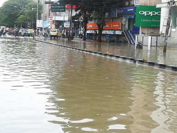 Heavy Rain In Karanataka