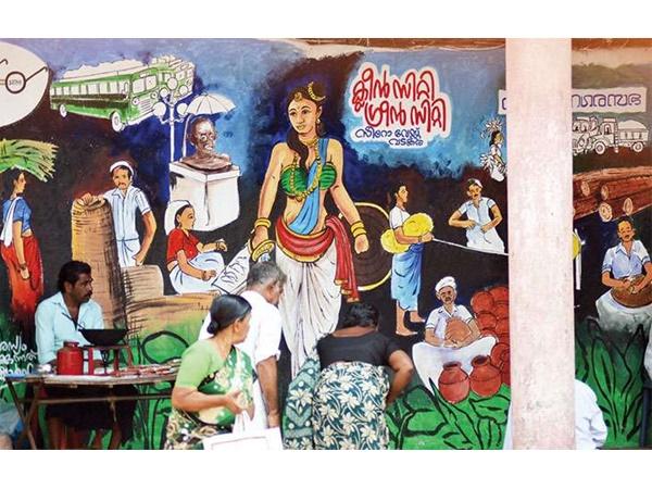 മാലിന്യത്തെ സമ്പത്താക്കി മാറ്റാന് റിപ്പയര് ആന്ഡ് സ്വാപ്പ്ഷോപ്പ് ;ഇത് ഹരിയാലി ഹരിത കര്മസേനാംഗങ്ങളുടെ മാതൃക