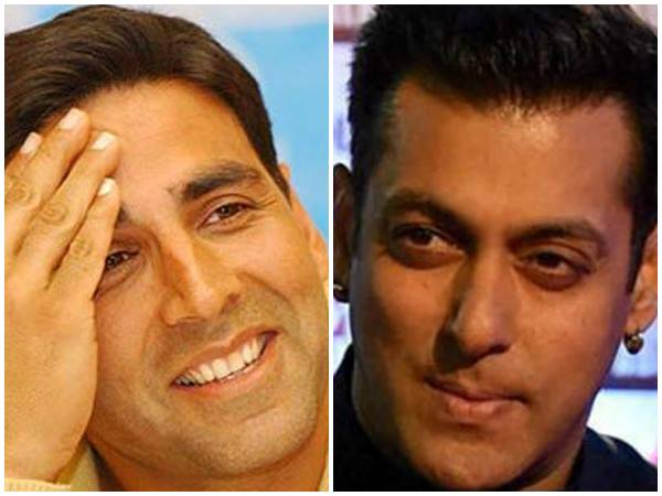 Akshay Kumar Salman Khan In Forbes 100 Highest Paid Entertainment Stars