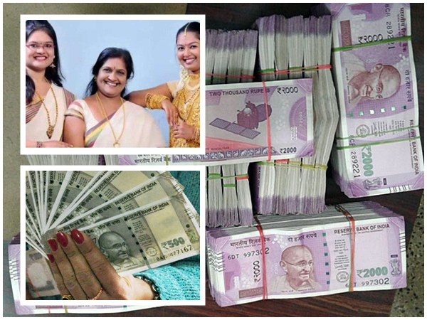 Serial Actress Arrested Printing Fake Currency