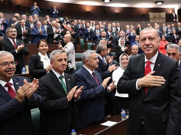 Turkey New Cabinet