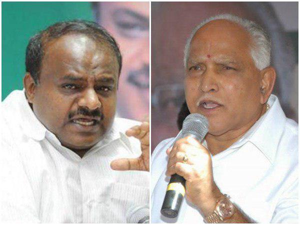 Karnataka Soothsayers Seers Lock Horns Over Kumaraswamys Full Term And Yeddyurappas Return