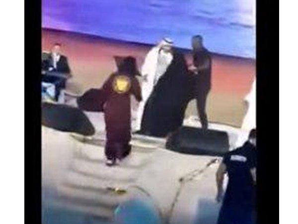 Saudi Arabia Woman Arrested For Hugging Singer In Public