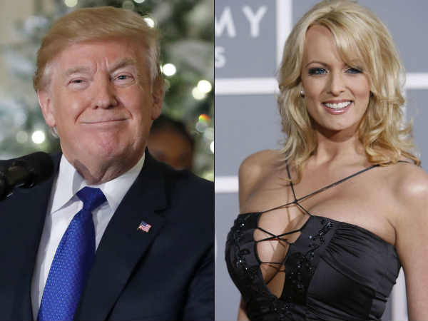 Stormy Daniels Arrested At Ohio Strip Club