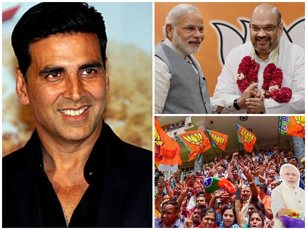 Bjp Looks To Bollywood Sports For Celebrity Candidates To Wi