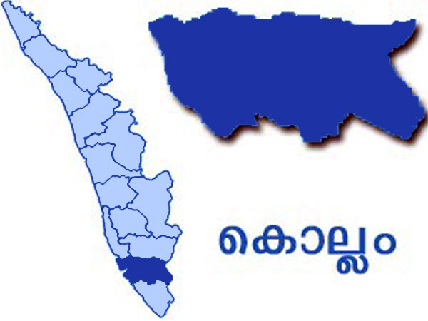 Kollam Local News About Kollam Thirumala National Highway