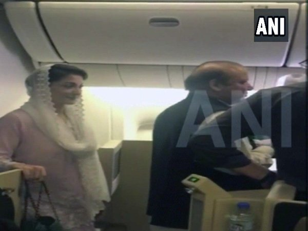 Nawaz Sharif Arrested Highlights Updates Ex Pm Maryam Taken To Sihala Rest House