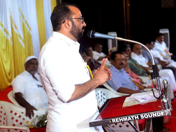 Speaker About Kerala S Co Coperative Deapartment