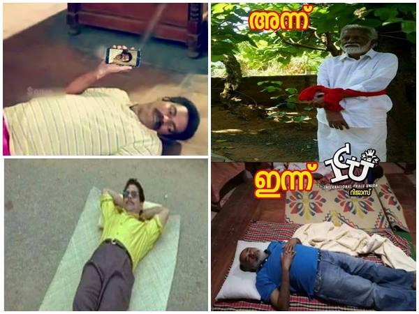 Kerala Floods Social Media Trolls Mocking Alphons Kannathanam S Facebook Post