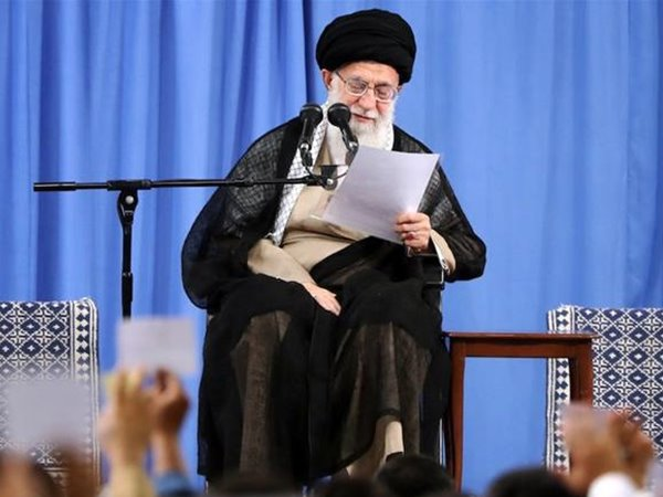 Khamenei Says Iran Will Not Talk With Us