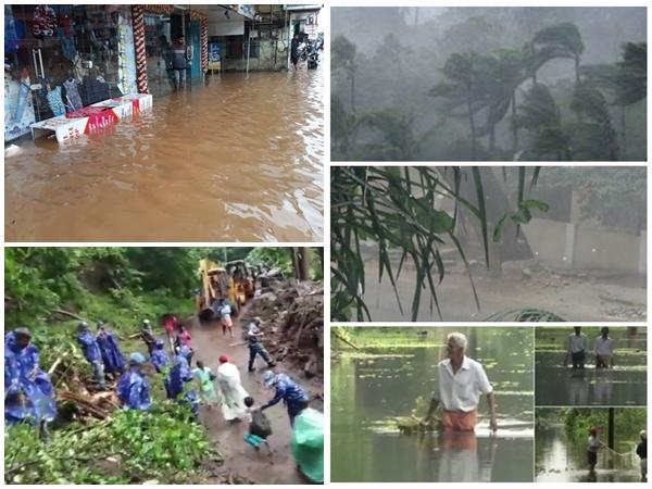 Heavy Rain Will Continue Several Parts Kerala