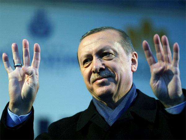 Erdogan Vows Boycott Electronics