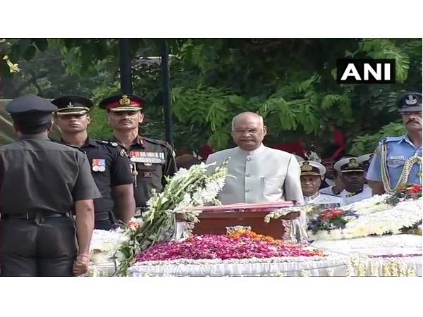 Vajpayee Live Updates Nation To Bid Farewell At Smriti Sthal Today