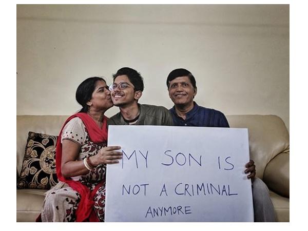 I Am So Gay Today As I Am No Longer A Criminal Arnab Nandy Writes