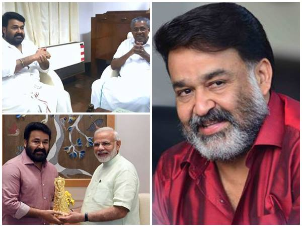 Will Mohanlal Contest For Bjp In Loksabha Election Definitely No Some Observations