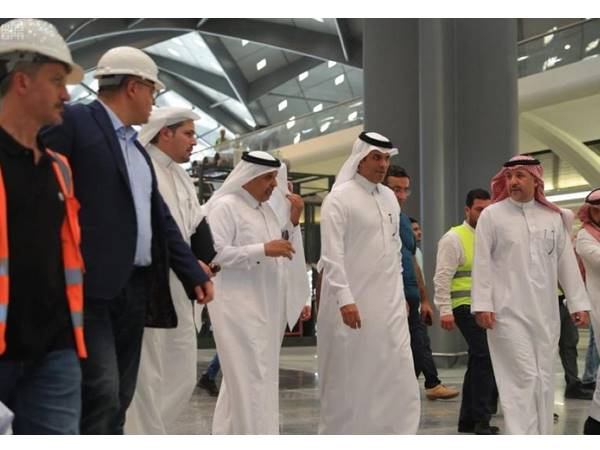 Saudi Haramain Train To Start Service In September