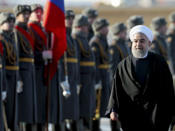 Rouhani Wars Iran Will Defeat Trump Just Like It Did Saddam Wont Abandon Missiles