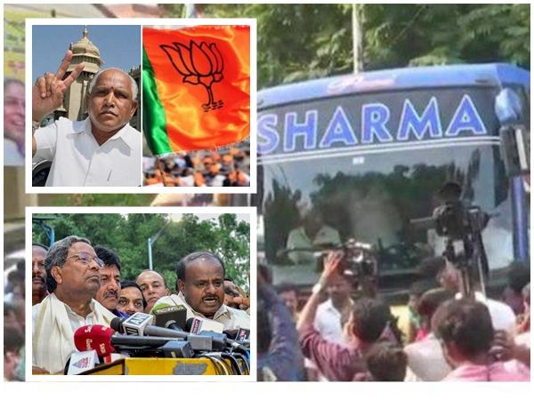 8 കോണ്ഗ്രസ് എംഎല്എമാര് ബിജെപിയിലേക്ക്? മഹാരാഷ്ട്രയില് ബിജെപി നേതൃത്വവുമായി കൂടിക്കാഴ്ച!!