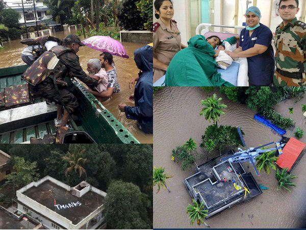 Kerala Floods 2018 This Is How Kerala Survived