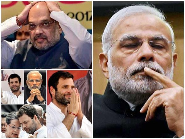 ബിജെപി വിട്ട മാനവേന്ദ്ര സിങ്ങും കോണ്ഗ്രസിലേക്ക്.. പരാജയ ഭീതി ബിജെപിയെ വരിഞ്ഞ് മുറുക്കുന്നു