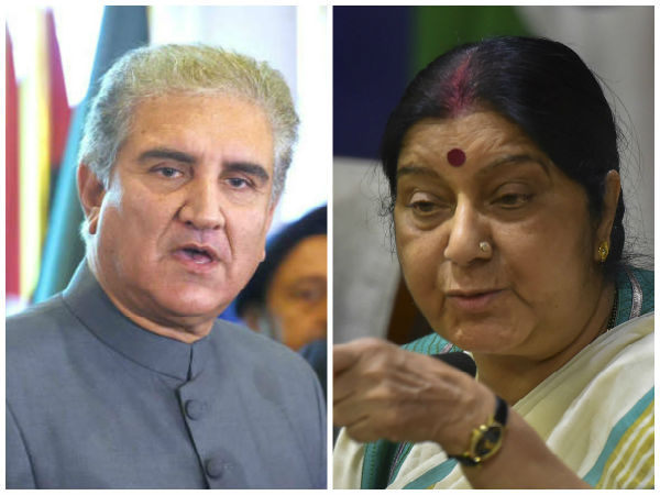 India Turns Down Pak S Request Talks Says No Meeting Between Sushama Qureshi